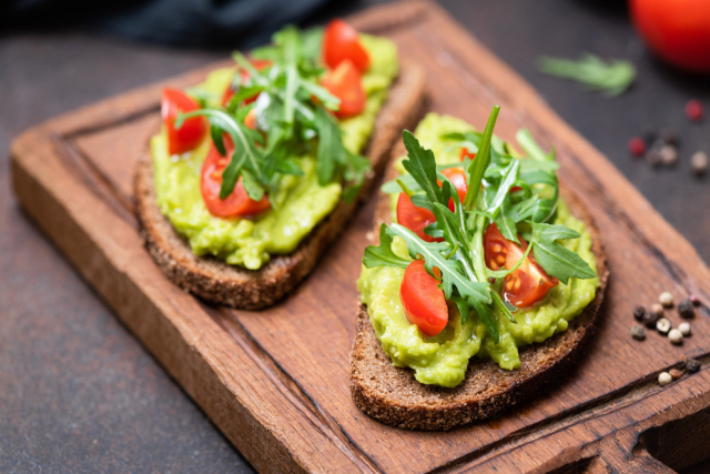 "New research from Penn State suggests that eating one avocado a day may help keep ""bad cholesterol"" at bay.   IMAGE: GETTYIMAGES ARXONT"